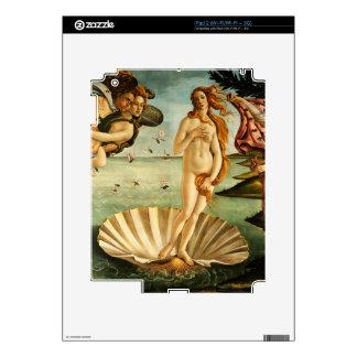 Botticelli Birth Of Venus Renaissance Art Painting Skins For iPad 2