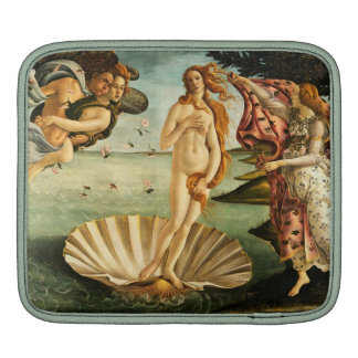 Botticelli Birth Of Venus Renaissance Vintage Art Sleeve For iPads