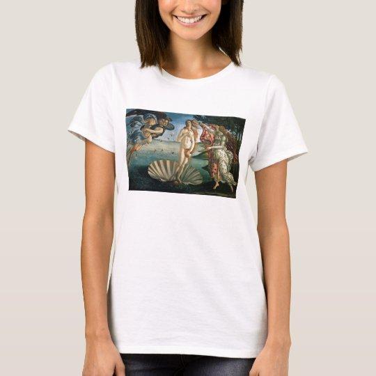 Botticelli Birth of Venus T-Shirt