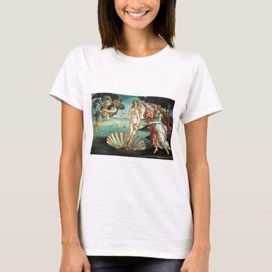 Botticelli - Birth of Venus T-Shirt