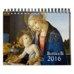 Botticelli Calendar