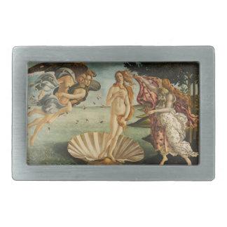Botticelli el nacimiento de la hebilla del cinturó hebilla de cinturón