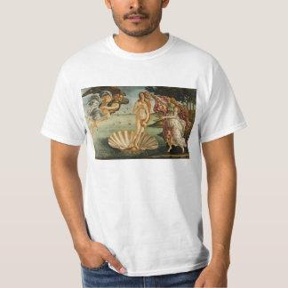 Botticelli el nacimiento de Venus Playeras