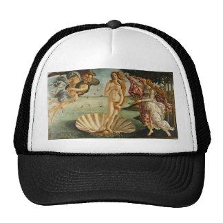 Botticelli el nacimiento del gorra de Venus