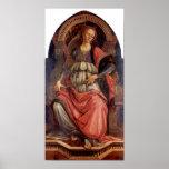Botticelli-Fortaleza de ánimo de Sandro Impresiones