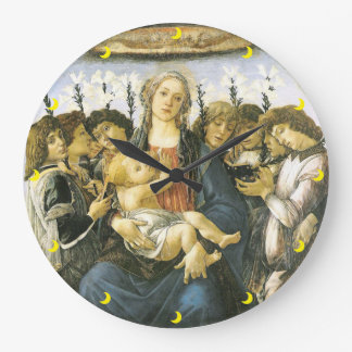 Botticelli Large Wall Clock