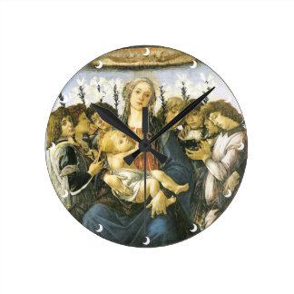 Botticelli Medium Wall Clock