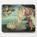Botticelli - nacimiento de Venus Tapete De Raton
