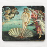 Botticelli - nacimiento de Venus Tapetes De Raton