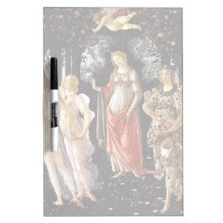 BOTTICELLI -Primavera 1482 Dry-Erase Board