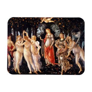BOTTICELLI -Primavera 1482 Magnet
