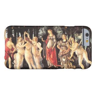 Botticelli Primavera /Allegory de la primavera Funda Barely There iPhone 6