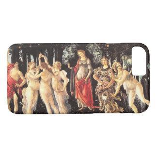 Botticelli Primavera /Allegory de la primavera Funda iPhone 7