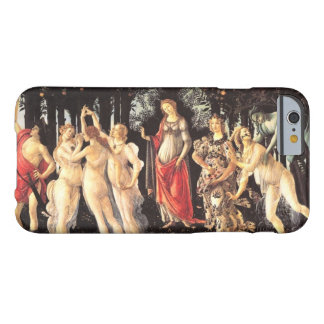 Botticelli Primavera /Allegory of Spring Barely There iPhone 6 Case