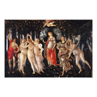 Botticelli Primavera Fotografías