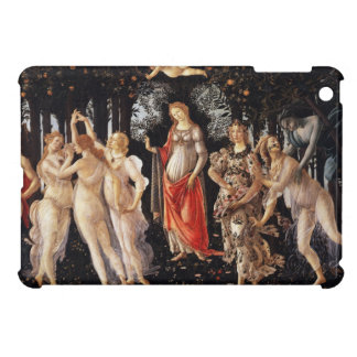 Botticelli Primavera iPad Mini Case