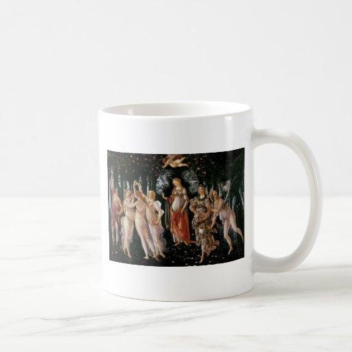 Botticelli-primavera Mug