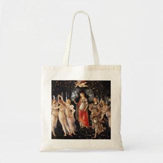 Botticelli Primavera Tote Bag