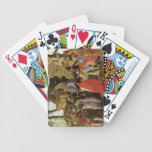 Botticelli Renaissance Painting Bicycle Playing Cards