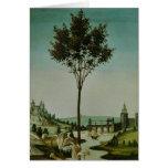 Botticelli Renaissance Painting Card