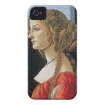 Botticelli Renaissance Painting Case-Mate iPhone 4 Case