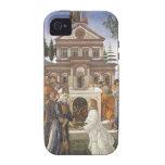 Botticelli Renaissance Painting Vibe iPhone 4 Cover