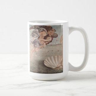 Botticelli Renaissance Painting Coffee Mug