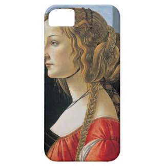 Botticelli Renaissance Painting iPhone SE/5/5s Case
