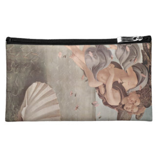 Botticelli Renaissance Painting Makeup Bag