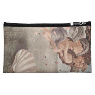 Botticelli Renaissance Painting Makeup Bag