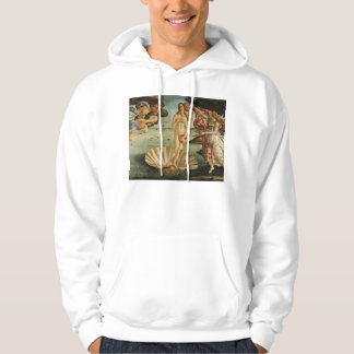 Botticelli The Birth of Venus Hoodie