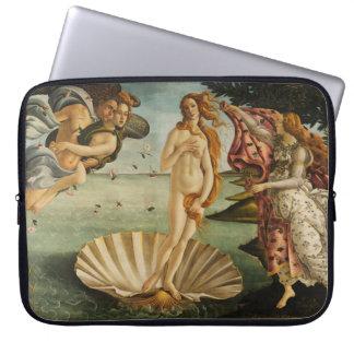 Botticelli The Birth of Venus Laptop Sleeve