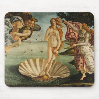 Botticelli The Birth of Venus Mouse Pad