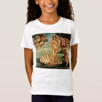 Botticelli - The Birth Of Venus T-Shirt