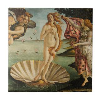 Botticelli The Birth of Venus Tile