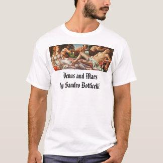 botticelli_venus_mars, Venus and Marsby Sandro ... T-Shirt