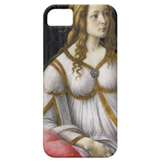 Botticelli Venus y Marte iPhone 5 Funda