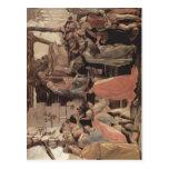Botticelli, Zanobi-Altar de Sandro, der Heil de An Postales