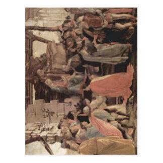 Botticelli Zanobi-Altar de Sandro der Heil de An Tarjeta Postal