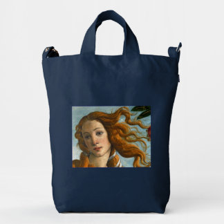 Botticelli's Birth of Venus Customizable BAGGU Duck Bag