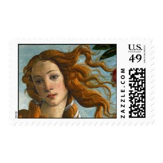 Botticelli's Birth of Venus Postage