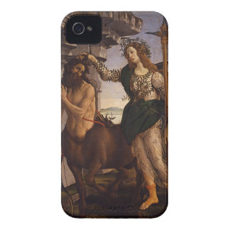 "Botticelli's ""Pallas and the Centaur"" Iphone marri iPhone 4 Cover"