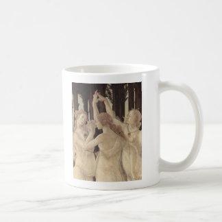 Botticelli's Three Graces Mug