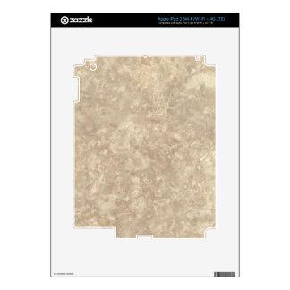 Botticino II Decorative Stone - Light & Elegant iPad 3 Skins