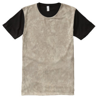 Botticino II Stone Pattern Background All-Over-Print T-Shirt