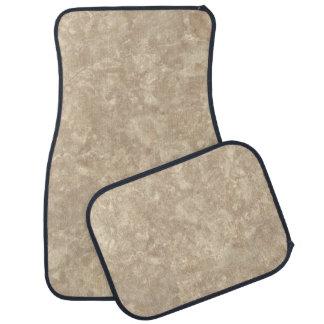 Botticino II Stone Pattern Background Car Floor Mat