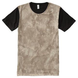 Botticino Stone Pattern Background - Masterpiece All-Over-Print Shirt
