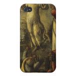 Bottii Renaissance Painting iPhone 4 Cases