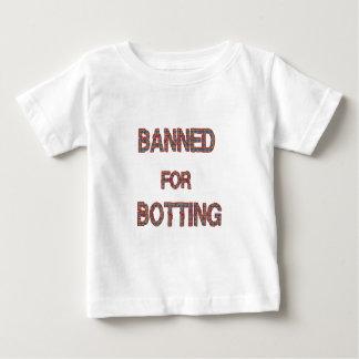 Botting copy baby T-Shirt