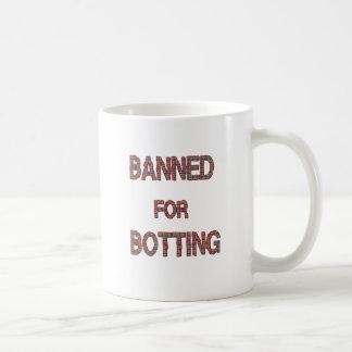 Botting copy coffee mug